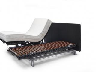 Décor de lit avec tête de lit Swissflex