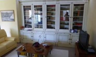 Bibliothèque en bois sur-mesure à La Ciotat