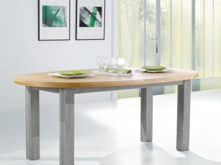 Table Ovale RONSARD
