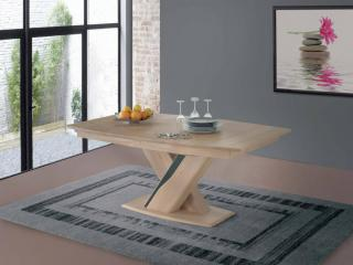 Table avec allonges RAMEAU
