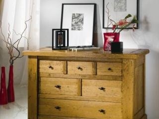 Commode 3T campagnard NOEMIE