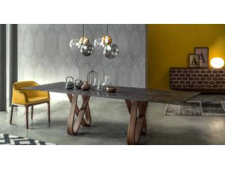 Salle à manger Honey, le charme et la qualité du design italien
