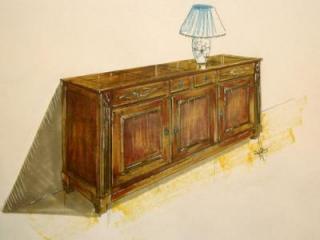 Meubles armoires et bibliothèques personnalisées dans les Bouches du Rhône