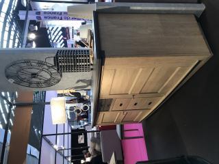 Meubles de salle à manger Magalie en chêne industriel  sur Aix