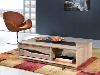Table basse rectangulaire RAMEAU