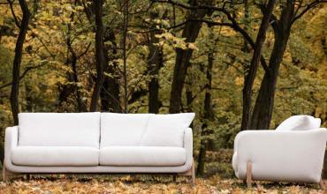Canapés Jenny de Sits, une grande qualité pour un salon élégant et surprenant disponible en canapé fauteuil et salon d'angle