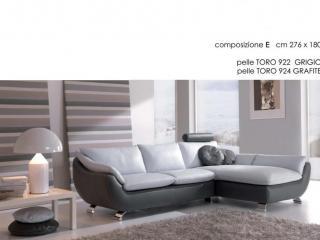 Canapé d'angle composable, méridienne maxi Elysée