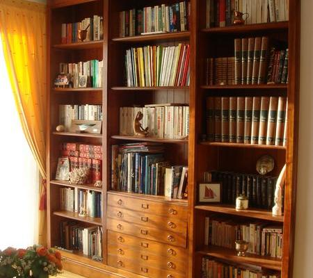 Bibliothèque sur-mesure : nos créations