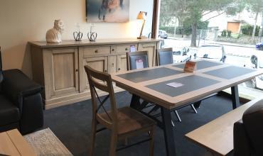 Collection Saint Jean en chêne massif Aix en Provence