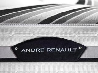 Matelas Andrée Renault Melissa le matelas en latex ergonomique.