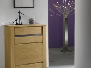 Confiturier 1 porte 1 tiroir Ficus Dim  L 68 H 89 P 35 prix indicatif 940,3 dont eco part 2,3€