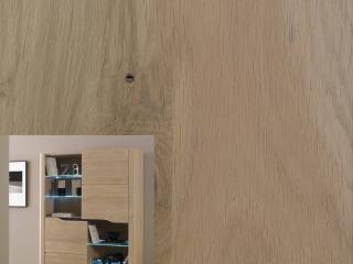 échantillon chêne blanchi T20