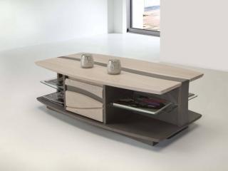 Table basse 1 tiroir Méditerranée
