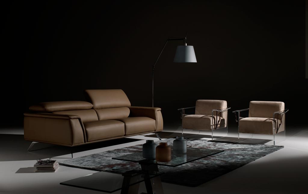 Canapé Aston de Bontempi Divani la qualité le design et le confort ...