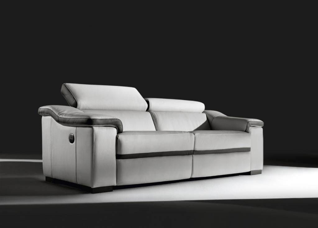 Canap s de relaxation lectrique style contemporain - Canape de relaxation electrique ...