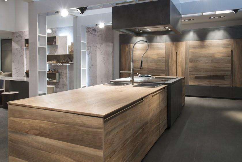 Cuisine Chambery Moderne Et Elegante Le Chene Massif