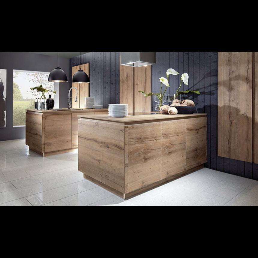 Cuisine contemporaine bois et laque : le modèle Danube Trets (13)