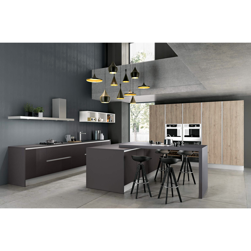 cuisine italienne omicron le style moderne vente cuisine sur mesure. Black Bedroom Furniture Sets. Home Design Ideas