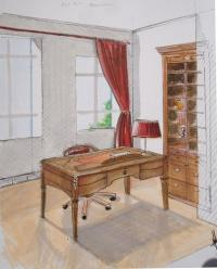 votre bureau de style marseille plan de campagne pose meubles de bureau. Black Bedroom Furniture Sets. Home Design Ideas