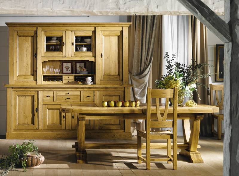 meuble campagnard noemie fabrication salle manger marseille. Black Bedroom Furniture Sets. Home Design Ideas