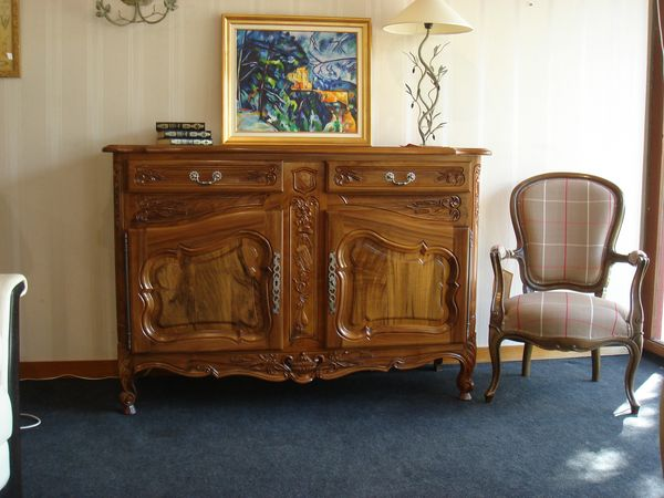 meuble de style proven al venelles pose salle manger trets 13. Black Bedroom Furniture Sets. Home Design Ideas
