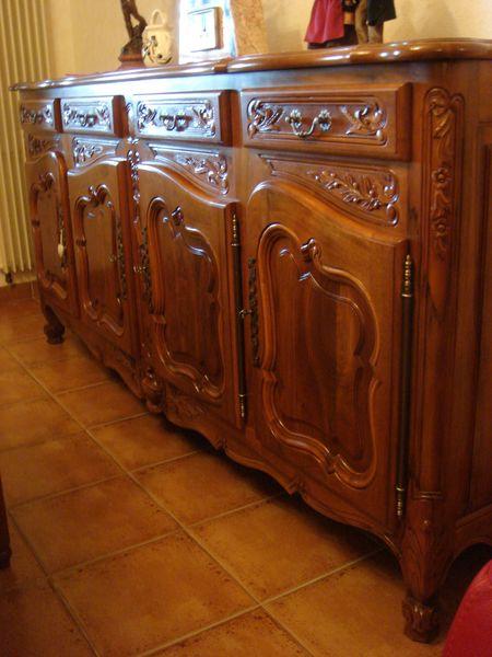 Meuble De Style Provencal Venelles Pose Salle A Manger Trets 13