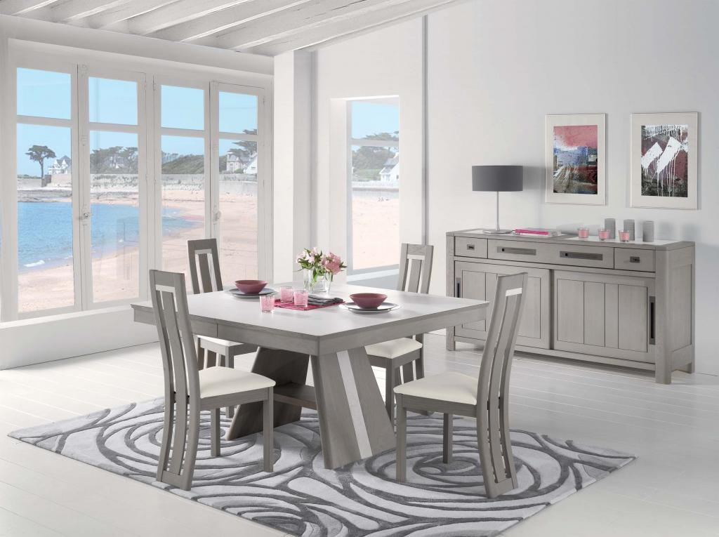 salle manger contemporaine descartes vente salle manger marseille. Black Bedroom Furniture Sets. Home Design Ideas
