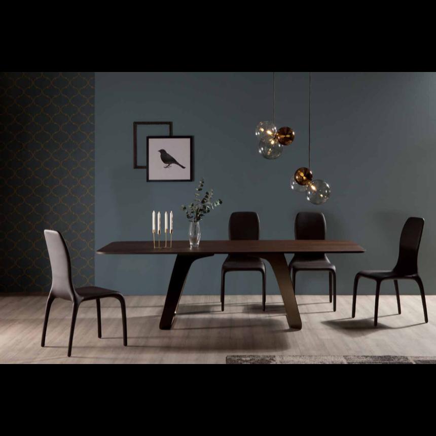 Salle manger honey le charme et la qualit du design for Salle a manger design italien