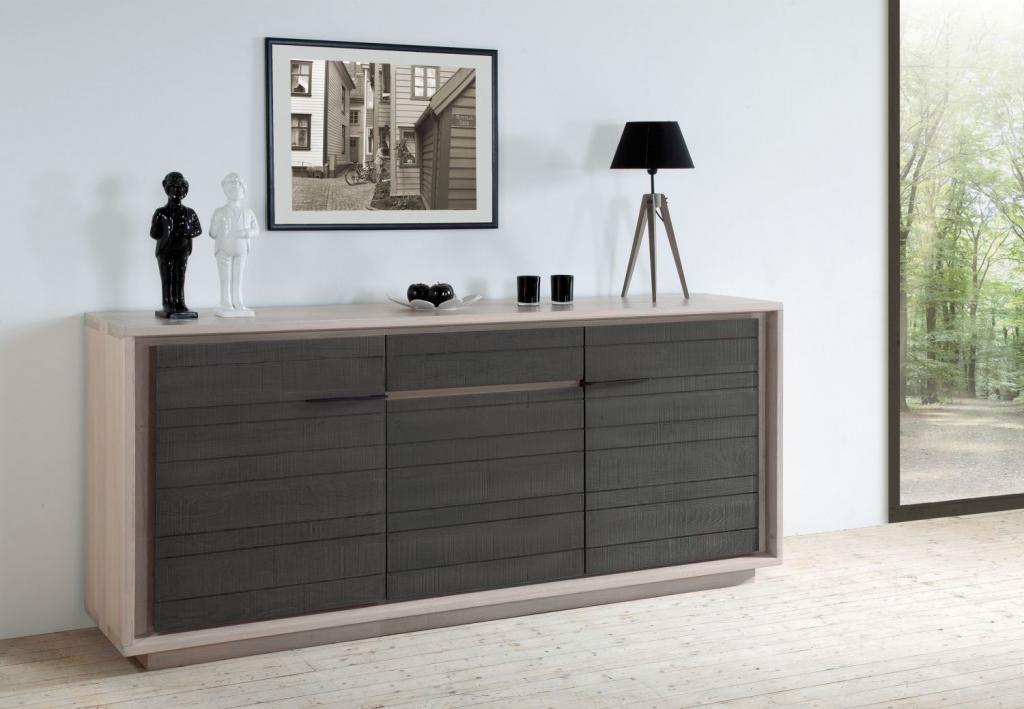 Salle manger mod le zurich la modernit des meubles en Modele de salle a manger
