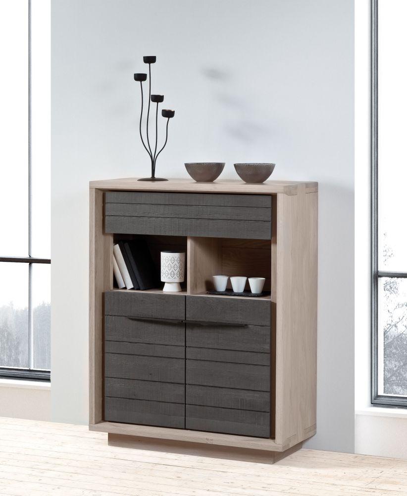 Salle manger mod le zurich la modernit des meubles en for Modele meuble salle a manger