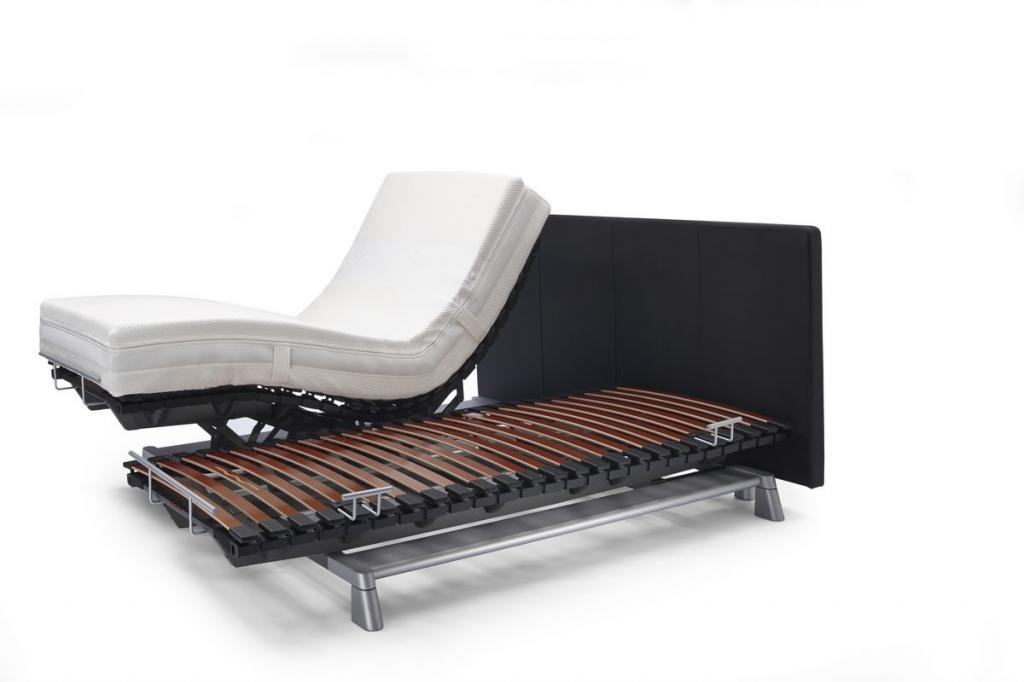 sommier de relaxation swissflex uni 12 bridge fabrication literie de relaxation. Black Bedroom Furniture Sets. Home Design Ideas